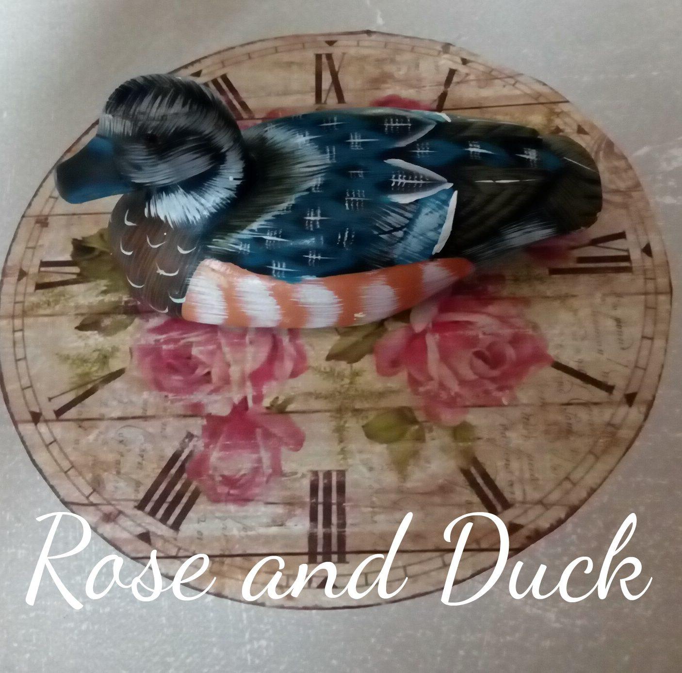 RoseandDuck